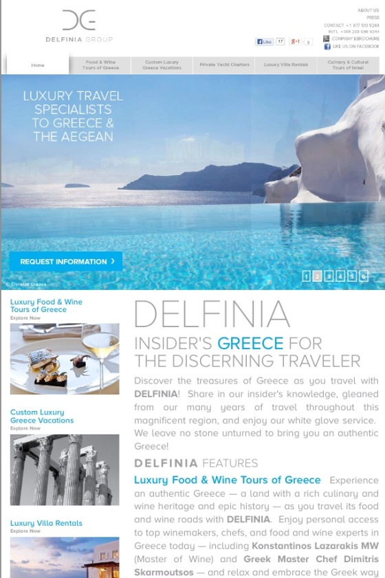 Delfinia Group