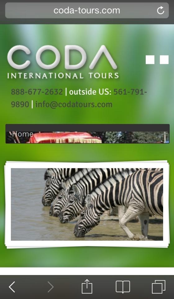 CODA Tours