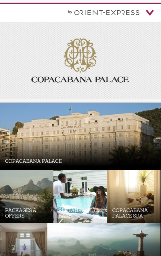 LGTNetwork welcomes Copacabana Palace as a Hotel Member