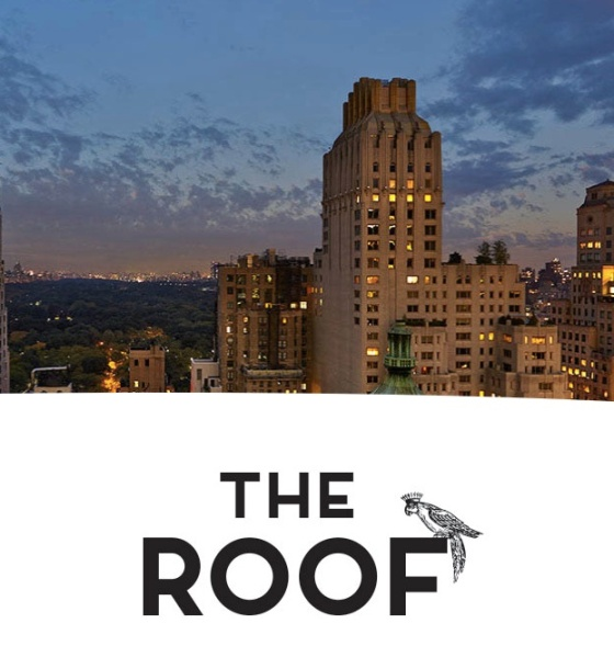 LGTNetwork and VICEROY New York invite you to The Roof