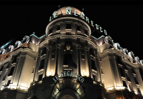 Le Negresco Hotel Nice