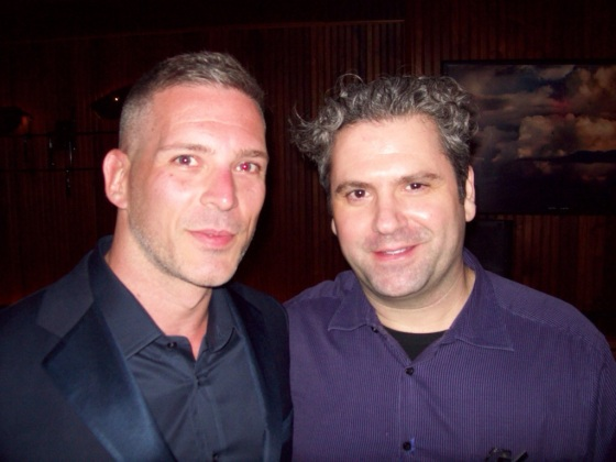 Carlos Melia + Michael Luongo / Photo courtesy of Michael Luongo