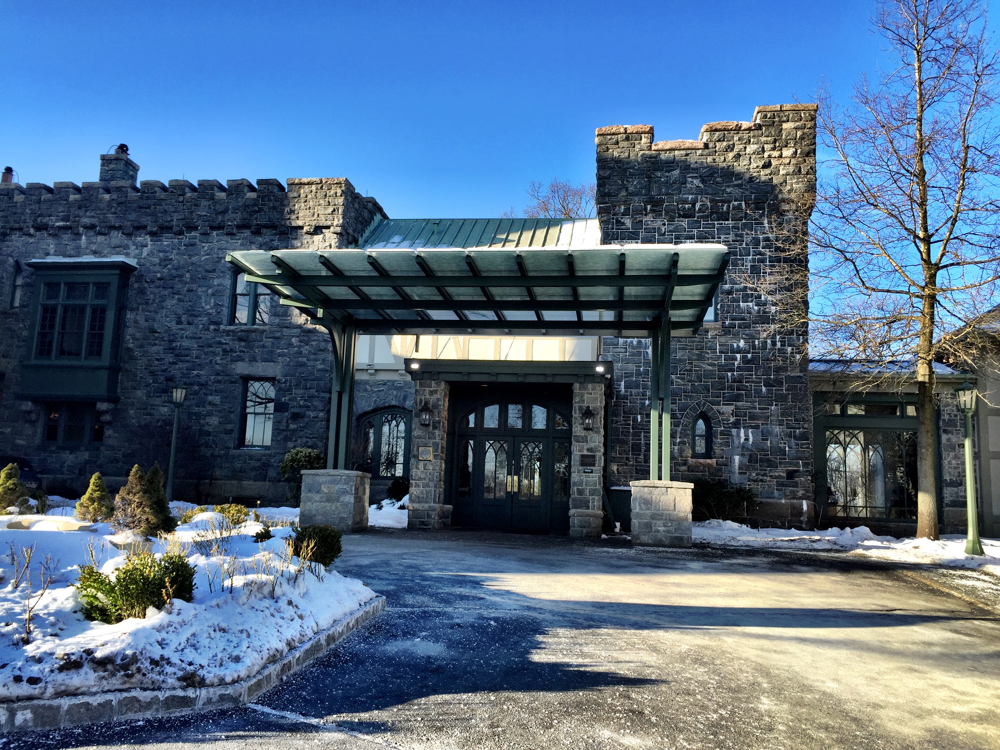 Castle Hotel And Spa Hudson Valley